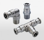 04Tube Fitting Stainless SUS316 Series