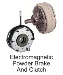 Electromagnetic Powder Brake and clutch1